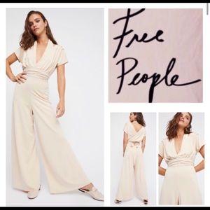 Free People Unfaithfully Yours 2-Piece Set. NWOT